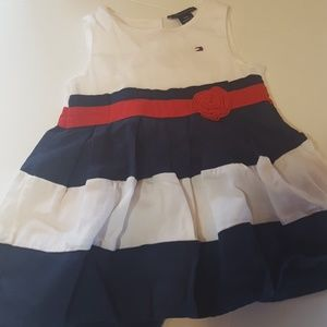 ☆☆3 for $21 Tommy Hilfiger  2 pc nautical dress
